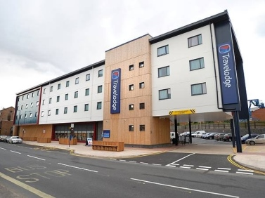 Travelodge Ipswich