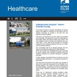 Addenbrookes Hospital - Interim ICU HDU Facility_1