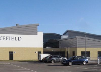 Pakefield School Phase II, Lowestoft