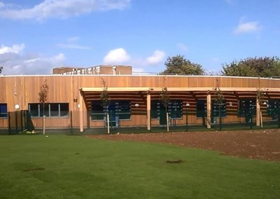 William Bellamy Infants & Junior School, Dagenham