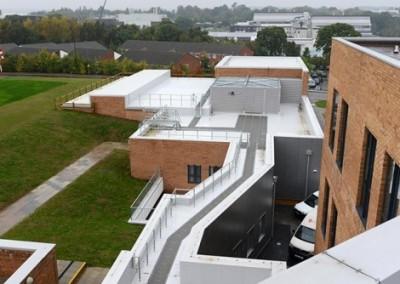 LINAC Accelerator, Norfolk & Norwich Hospital
