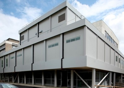 Addenbrookes Hospital, Modular Theatres 20 and 21