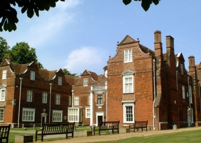 Wolsey Art Gallery, Christchurch Mansion