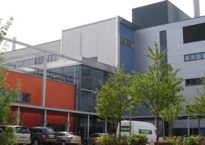 Addenbrookes Hospital – ICU/HDU Facility