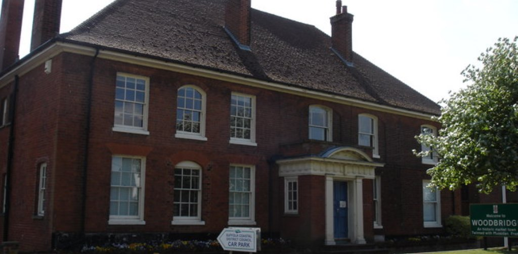 Suffolk_Coastal_District_council_offices,_Melton_Hill_-_geograph_org_uk_-_1299808