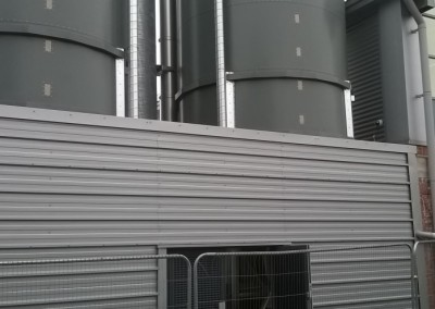 West Suffolk College, Biomass Boiler Installation