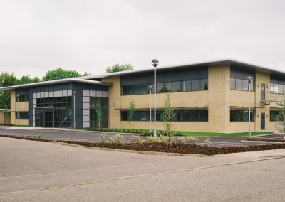 Beckett Group New Head Office