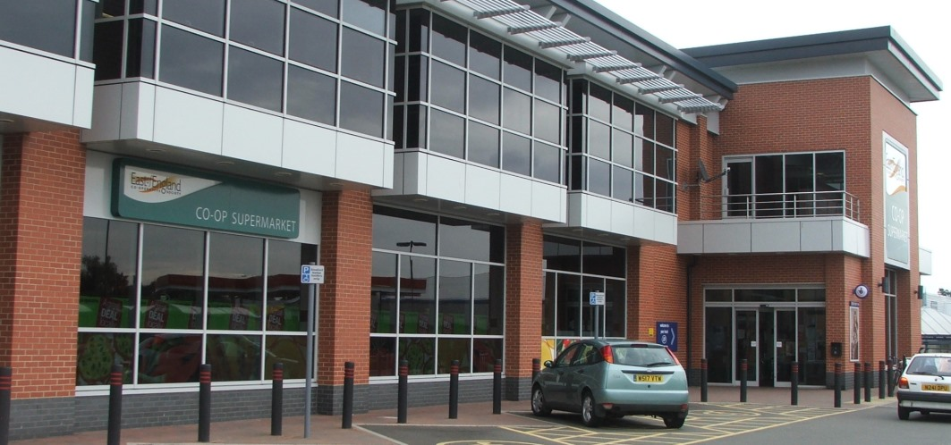 CO-OP Colchester