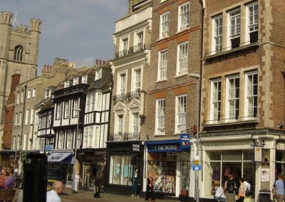 Kings Parade, Cambridge