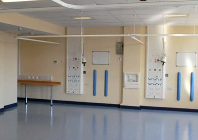 Addenbrookes Hospital, Transplant Ward