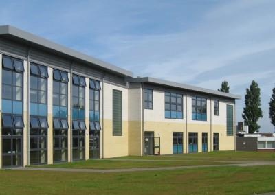 Pakefield School Phase I, Lowestoft