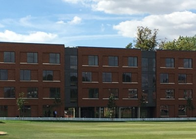Hughes Hall, Cambridge
