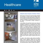 Addenbrookes Hospital Childrens Ward_1