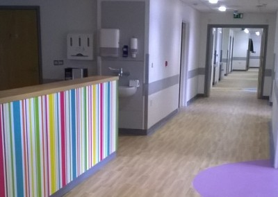Addenbrookes Hospital, Children's Ward