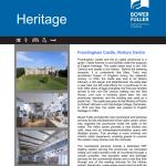 Framlingham Castle Visitors Centre Project Sheet_1