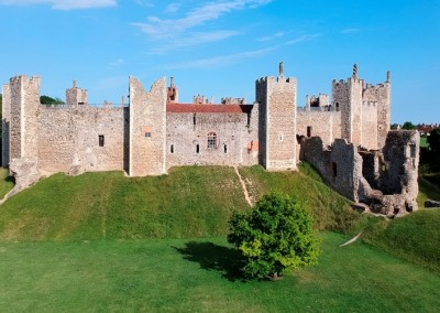 Framlingham Castle, Visitors Centre
