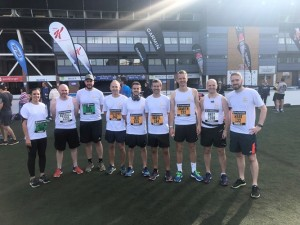 Great East Run - Team Barnes - Bower Fuller big