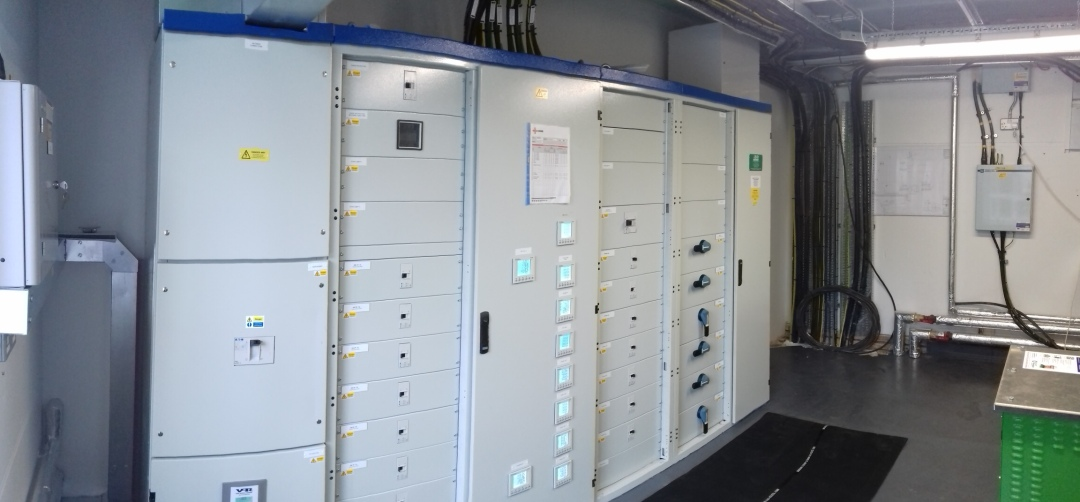Barking Town hall new mains Panel