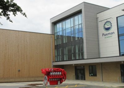Paxman School, Colchester